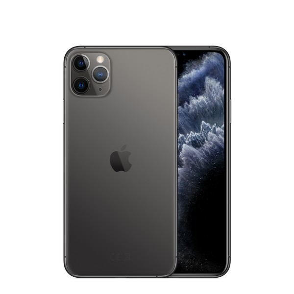 Apple iPhone 11 PRO MAX de 256GB Gris Espacial