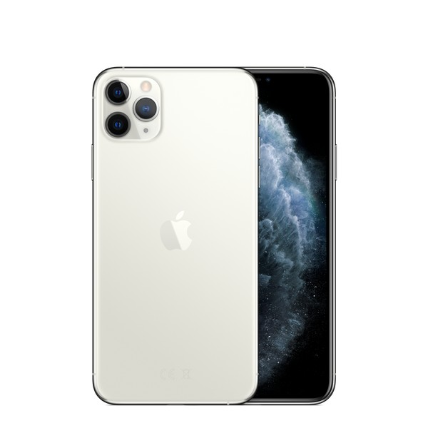 Apple iPhone 11 PRO MAX de 256GB Plata