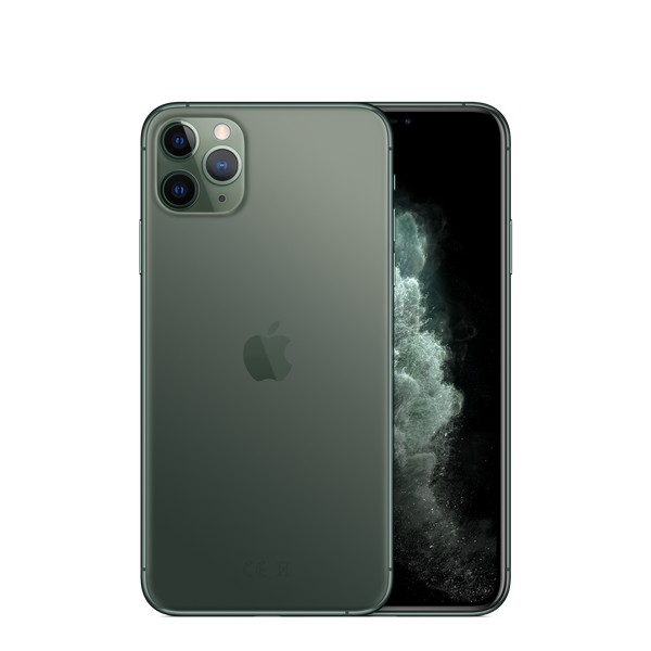 Apple iPhone 11 PRO MAX de 256GB Verde Noche