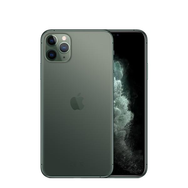 Apple iPhone 11 PRO MAX de 64GB Verde Noche (Garan...