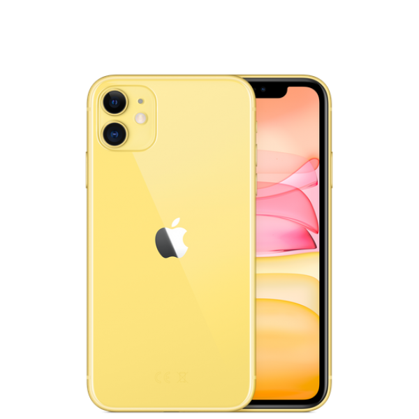 Apple iPhone 11 de 128GB Amarillo (Garantía Apple...