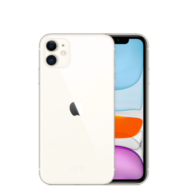 Apple iPhone 11 de 64GB Blanco (Garantía Apple Es...