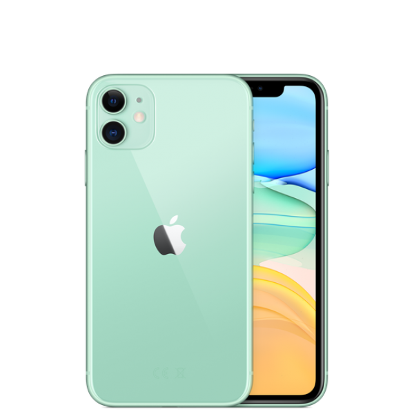 Apple iPhone 11 de 64GB Verde (Garantía Apple España)
