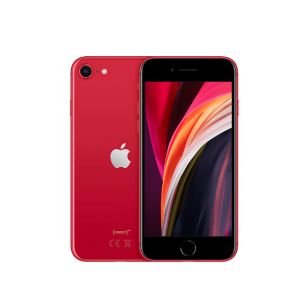Apple Iphone SE 256GB Rojo (Garantía Española)