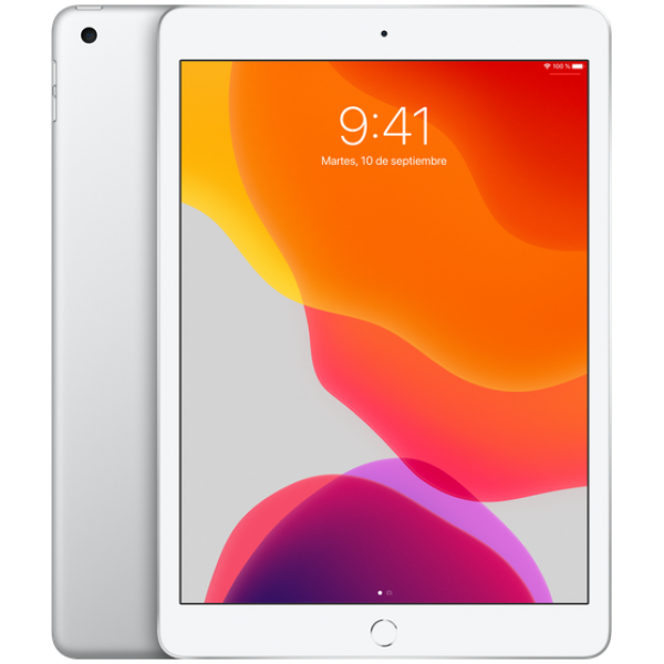 Apple Ipad 10.2 Pulgadas 32GB - WIFI Color Plata - Novedad