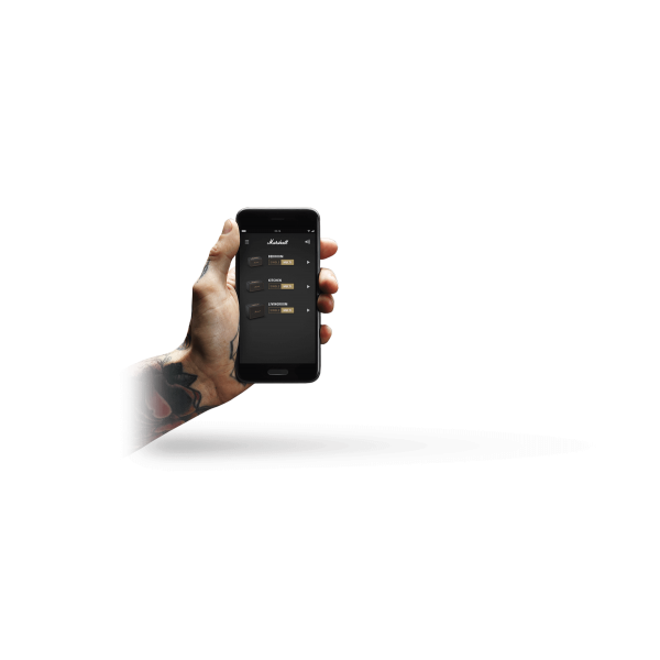 Altavoz Marshall Stanmore Wi-Fi BT Color Negro (Garantía España)