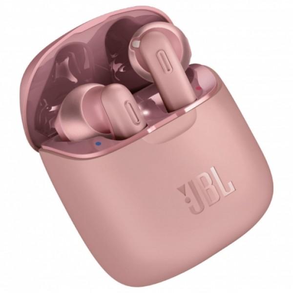 Auriculares JBL Tune 220 TW Rosa (Garantía Españ...