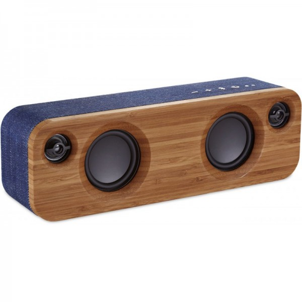 Altavoz Marley Bluetooth Get Together Mini Denim R...