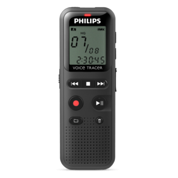 Grabadora Philips 4GB Voice Active Ref: DVT1150