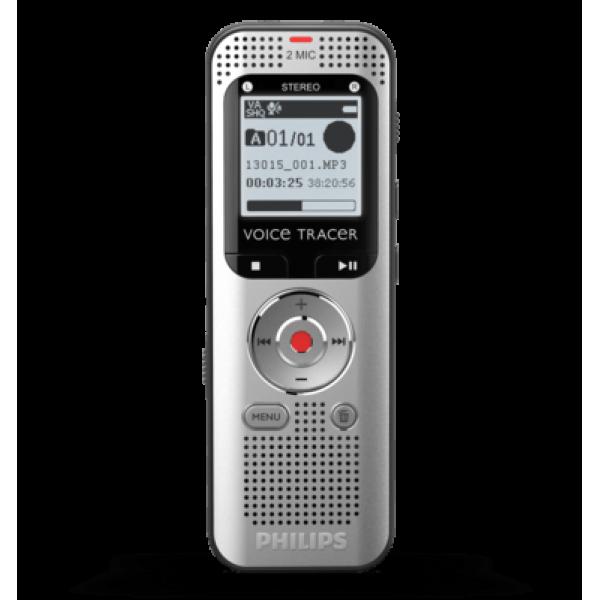 Grabadora Philips 4GB MP3 REC Ref: DVT2000