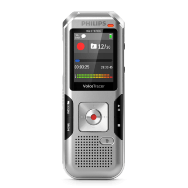 Grabadora Philips 8GB MP3 REC 2MIC AUT TRANS Ref: ...