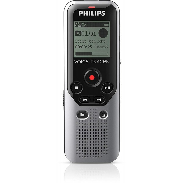 Grabadora Philips 4GB Cable USB Ref: DVT1200
