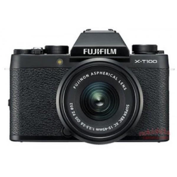 Cámara Fujifilm X-T100 + Fujinon XC 15-45mm f/3.5...