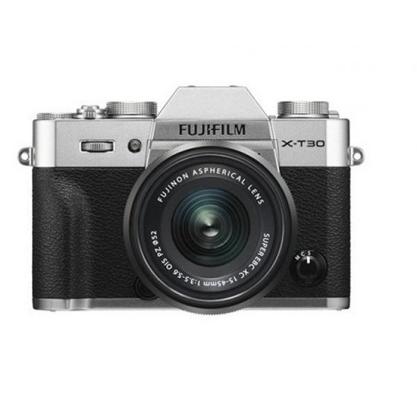Cámara Fujifilm X-T30 + Fujinon 15-45mm (Garantí...