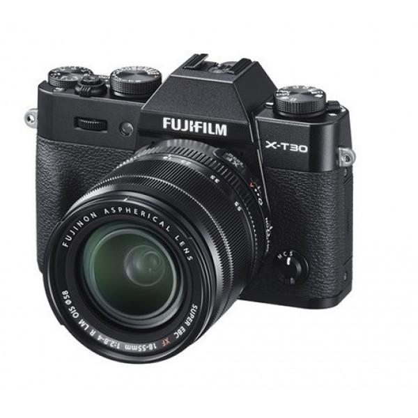 Cámara Fujifilm X-T30 + Fujinon 18-55mm (Garantí...