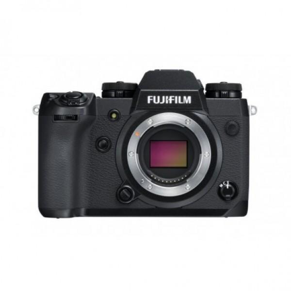 Cámara Fujifilm X-H1 Cuerpo (Garantía Fujifilm E...