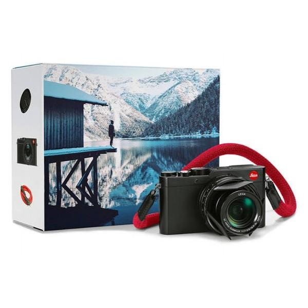 Cámara Leica D-LUX (Typ 109) Negra EXPLRER KIT Re...