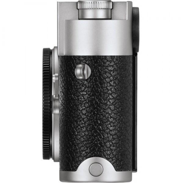 Cámara Leica M10-P telémetro digital (Silver Chrome) Ref: 20022