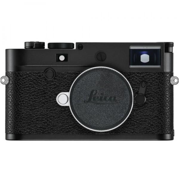 Cámara Leica M10-P telémetro digital Negro Chrom...