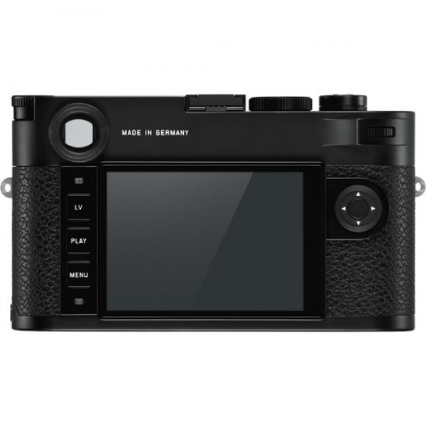 Cámara Leica M10-P telémetro digital Negro Chromo) Ref: 20021
