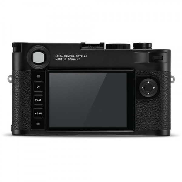 Cámara Leica M10 + Digital Telémetro (Negro) + Empuñadura Grip Ref: 20000