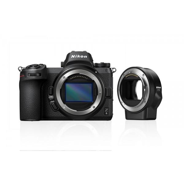 Nikon Z6 Cuerpo + Nikon FTZ (Garantía Nikon Espa�...