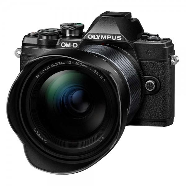 Cámara Olympus E-M10 Mark III + Zuiko 12-200mm (Garantía Oficial Olympus España)