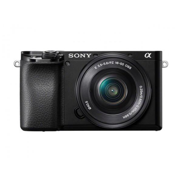 Cámara Sony ILCE-6100 + Sony 16-50mm F/3.5-5.6 OS...