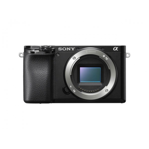 Cámara Sony ilce-6100 Cuerpo + Sony SEL35F18 (Gar...