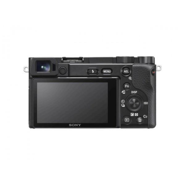 Cámara Sony ilce-6100 Cuerpo + Sony SEL35F18 (Garantia Sony España) Ref: ILCE6100KIT