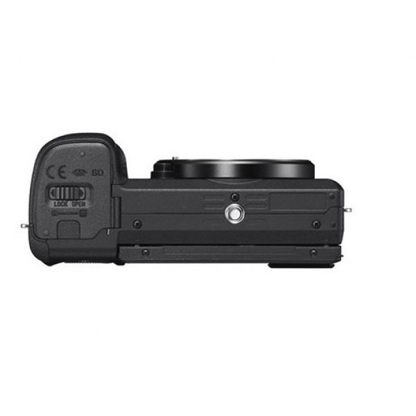 Cámara Sony ILCE-6400L + Sony 16-50mm (Garantía Sony España)