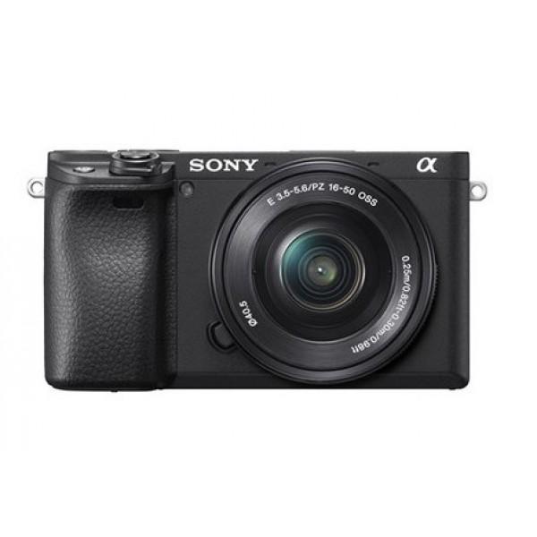 Cámara Sony ILCE-6400L + Sony 16-50mm (Garantía ...