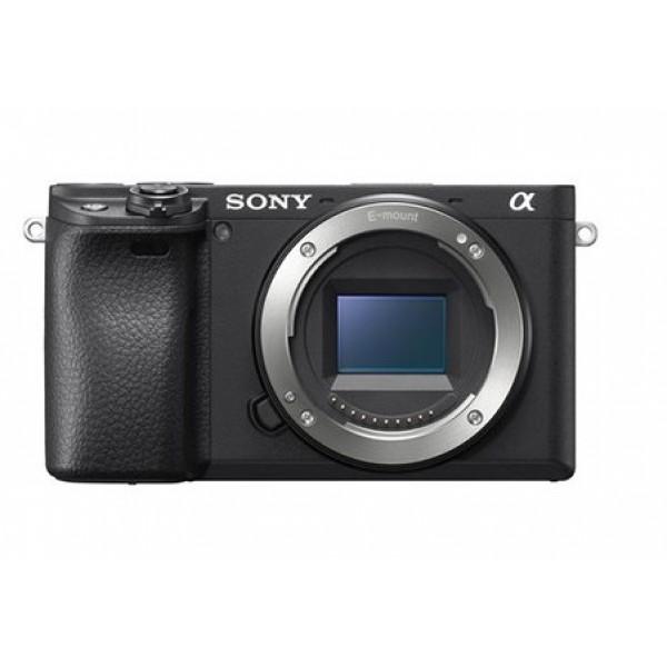 Cámara Sony ILCE-6400 Cuerpo (Garantía Sony Espa...
