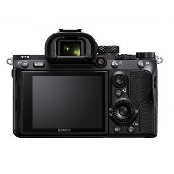 Cámara Sony ILCE-A7 III + Sony 28-70mm (Garantía Sony españa)