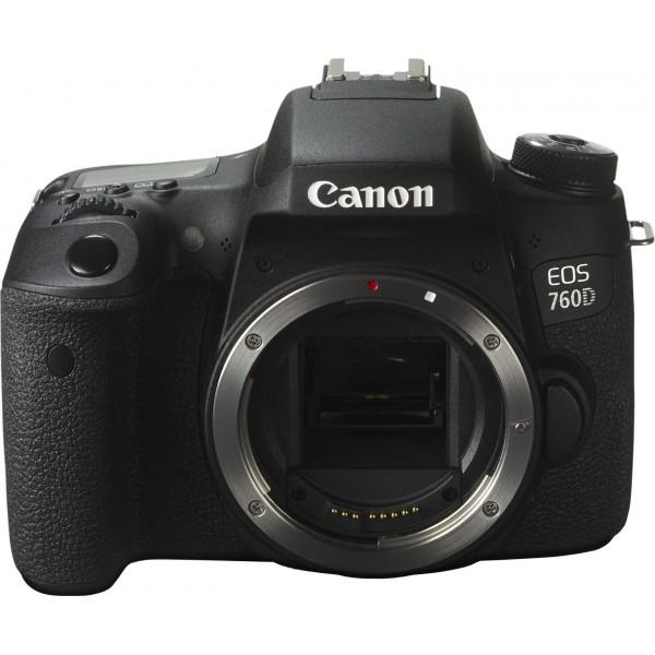 Cámara Canon EOS-750D + Canon EF-S 18-55mm IS STM...