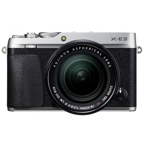 Cámara Fujifilm X-E3 + Fujinon XF 18-55mm f/2.8-4...