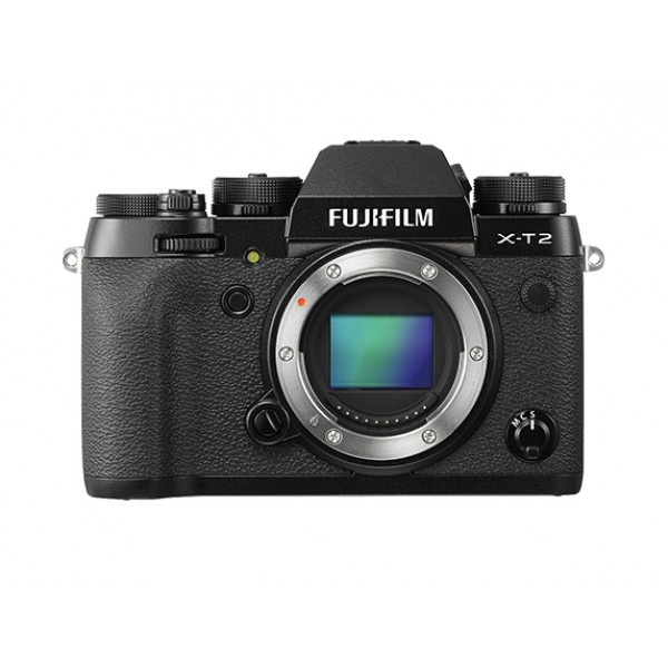 Cámara Fujifilm X-T2 Cuerpo (Garantía Fujifilm E...