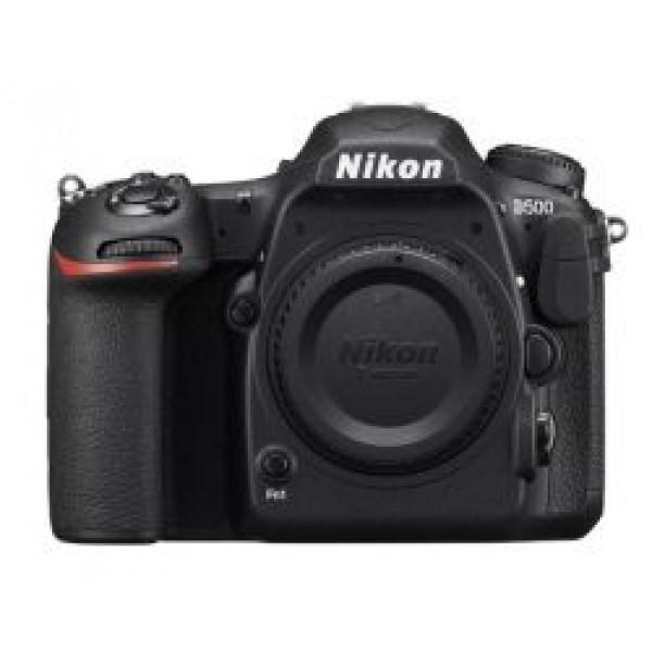 Cámara Nikon D500 Cuerpo (Garantía Nikon España Finicon)