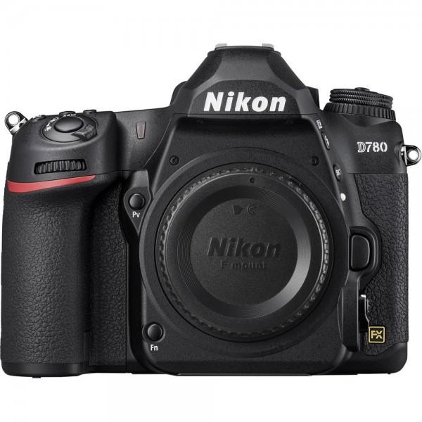 Camara NIkon D780 + Nikon AF-S 24-120mm f/4 (Garan...