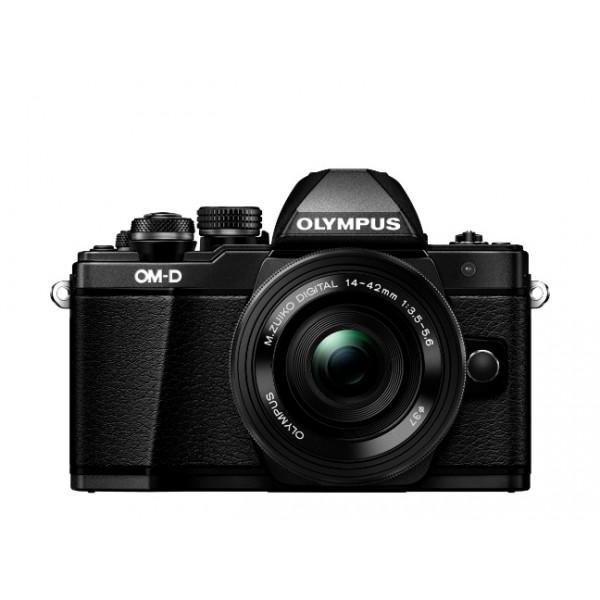 Cámara Olympus E-M10 Mark II+Olympus 14-42mm II (...