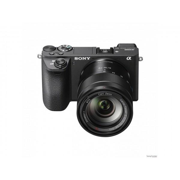 Cámara Sony ILCE-6500LB + Sony SEL18-105mmG (Garantia Sony España)
