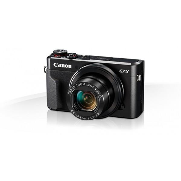 Cámara Canon PowerShot G7 X Mark II (Garantía Ca...