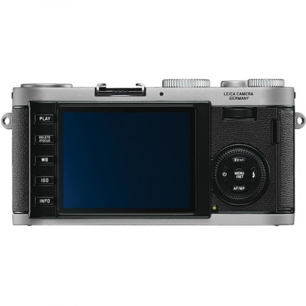 Cámara Leica X1 con Elmarit 24 mm f / 2.8 ASPH Silver Ref: 18420
