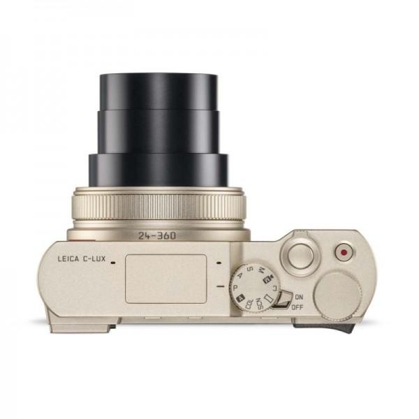 Cámara Leica C-LUX LIGHT GOLD Ref: 19125