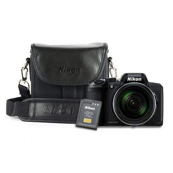 Nikon Coolpix B600+Funda nikon+Tarjeta SD 4GB (Gar...