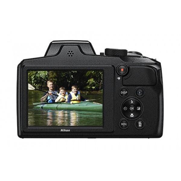 Nikon Coolpix B600+Funda nikon+Tarjeta SD 4GB (Garantia Nikon España Finicon)