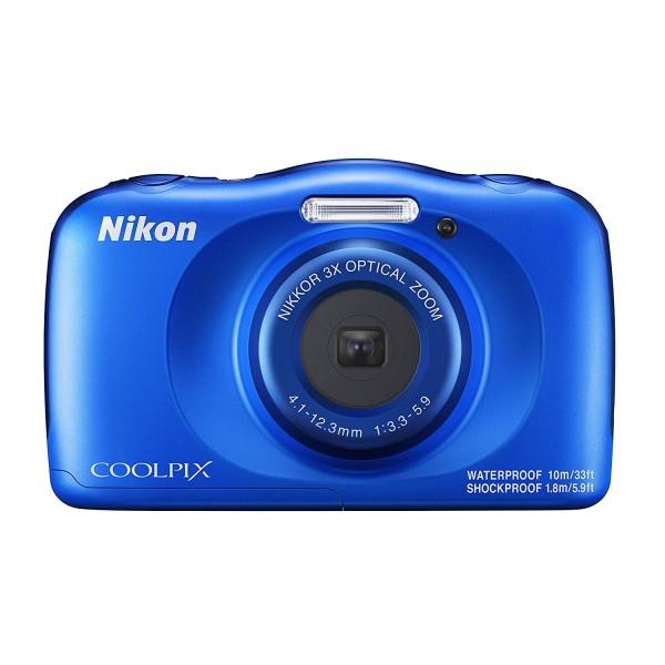 Nikon COOLPIX W150 Color Azul (Garantía Nikon España)