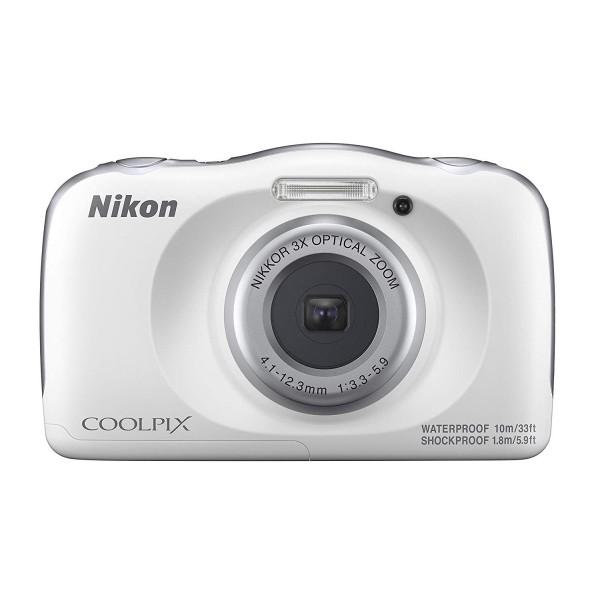 Nikon COOLPIX W150 Color Blanco (Garantía Nikon E...