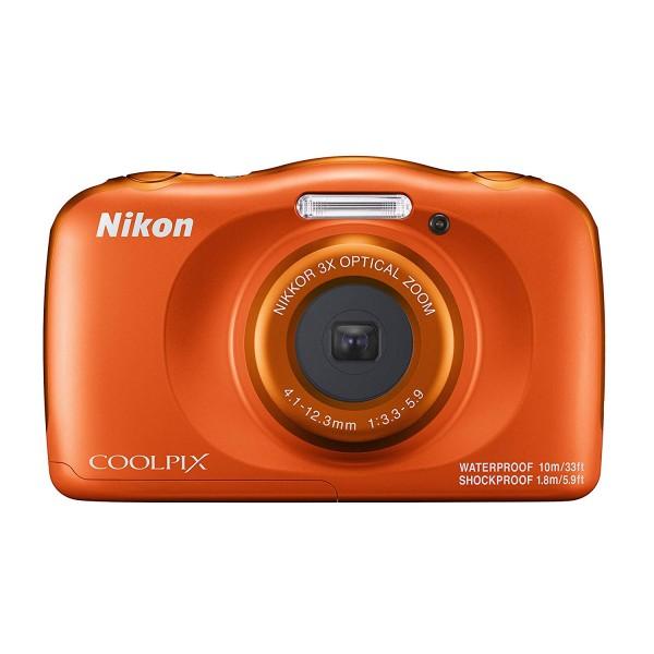 Nikon COOLPIX W150 Color Naranja (Garantía Nikon ...