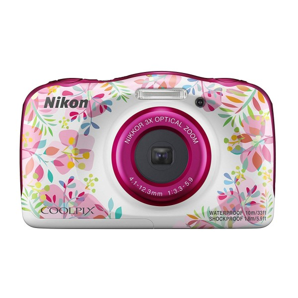 Nikon COOLPIX W150 Color Rosa Floreado (Garantía ...
